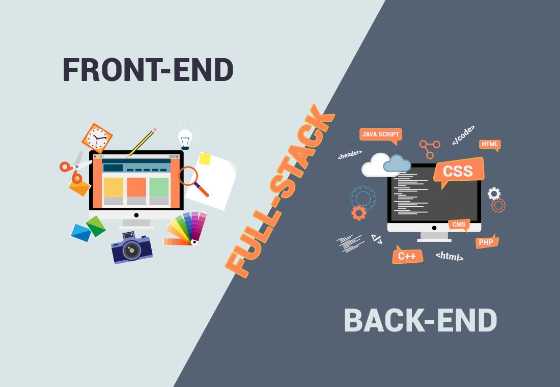Front-end, Back-end quelle différence ?